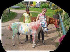 Kindergeburtstag i, Reittherapeutischen Sportverein Pechüle